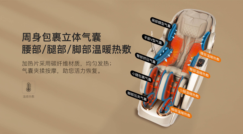 REEAD智能亚博ybvipDream-10,REEAD智能亚博ybvip,瑞多智能亚博ybvip,REEADDREAM亚博ybvip靠背前滑结构设计