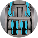 REEADHome3智能按摩椅,Home3,REEAD智能按摩椅八大功能亮点夹肩气囊